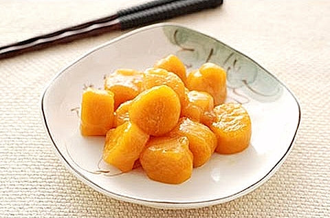 James Bun Frozen Cubed Sweet Potato 地瓜圓大包