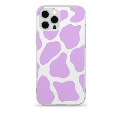 Moo Purple  Case For iphone