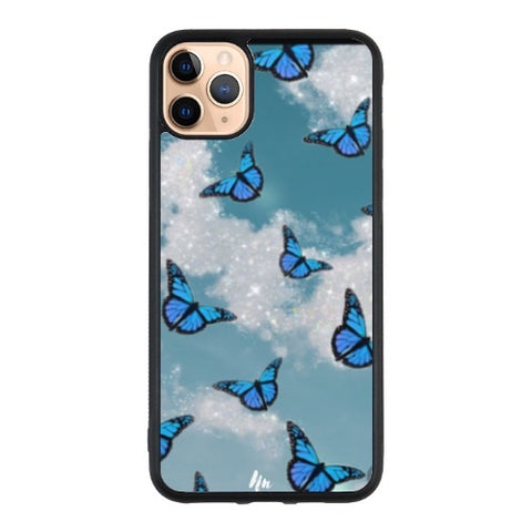 Cloudy butterfly Case