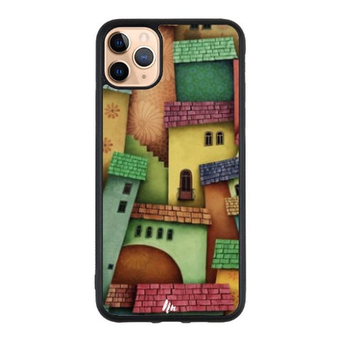 Cute Houses Case For iphone 11 Pro Max
