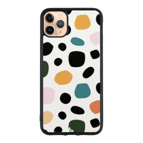 Colorful Dots Case For iphone 11 Pro max