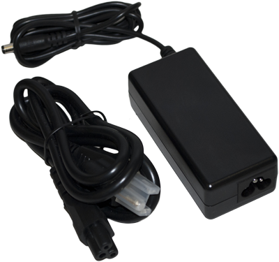 Replacement power adapter and cord for all Critical power supplies