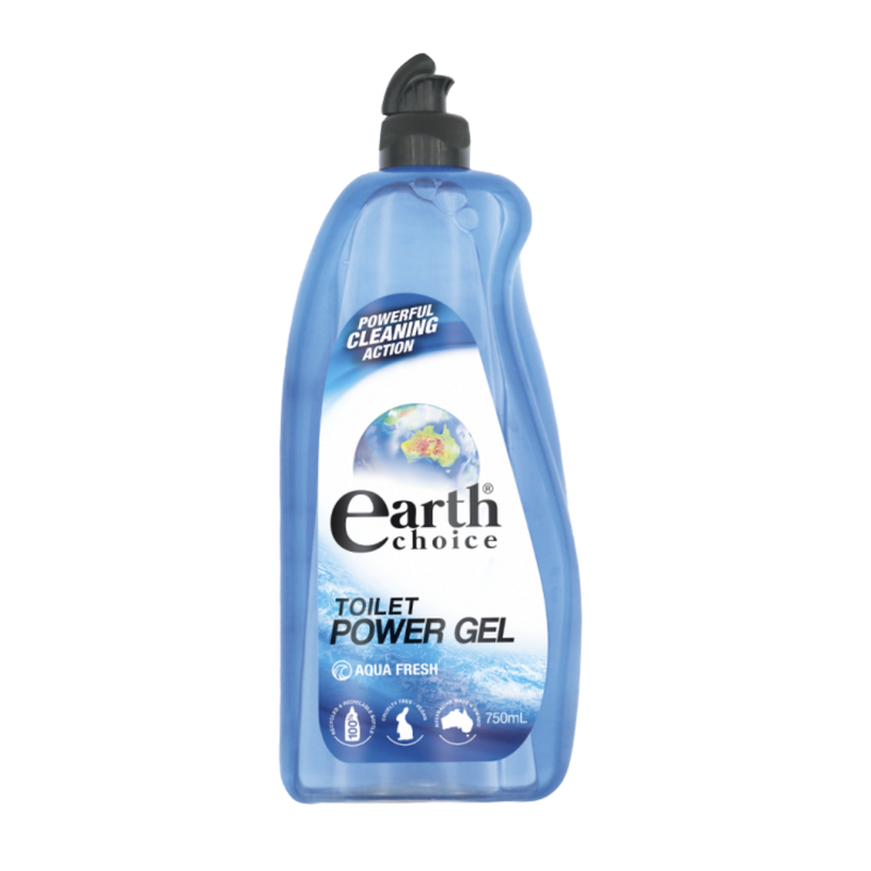 Aqua Fresh Toilet Cleaner 750mL | Earth Choice | Zenko