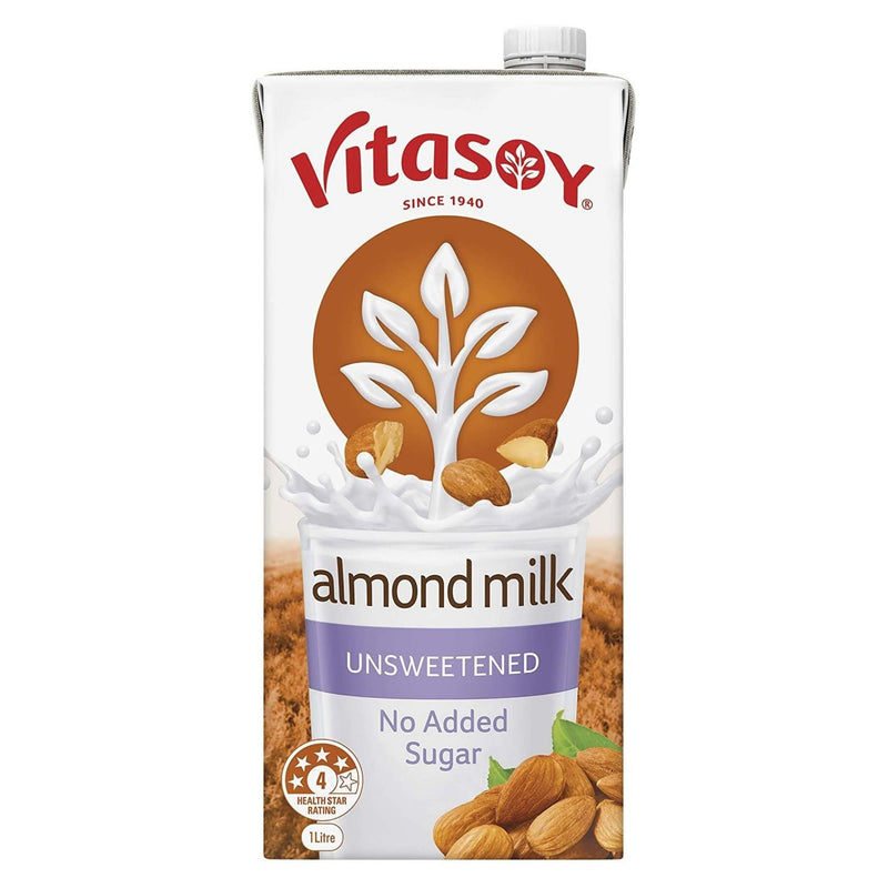 Unsweetened Almond Milk 1L