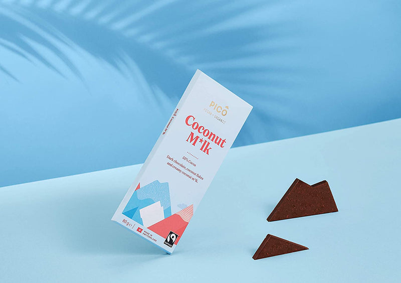Coconut Milk Chocolate 80g