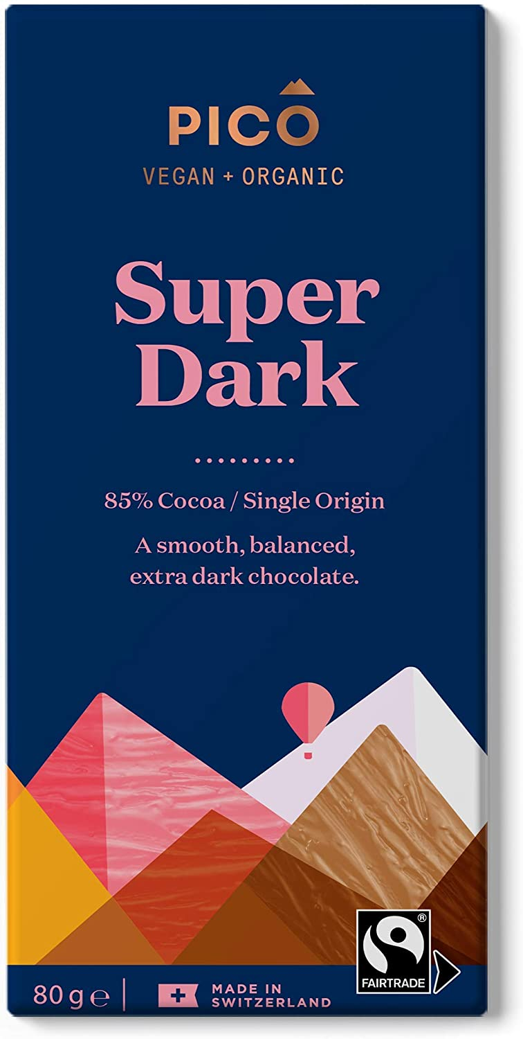 Super Dark Chocolate 80g