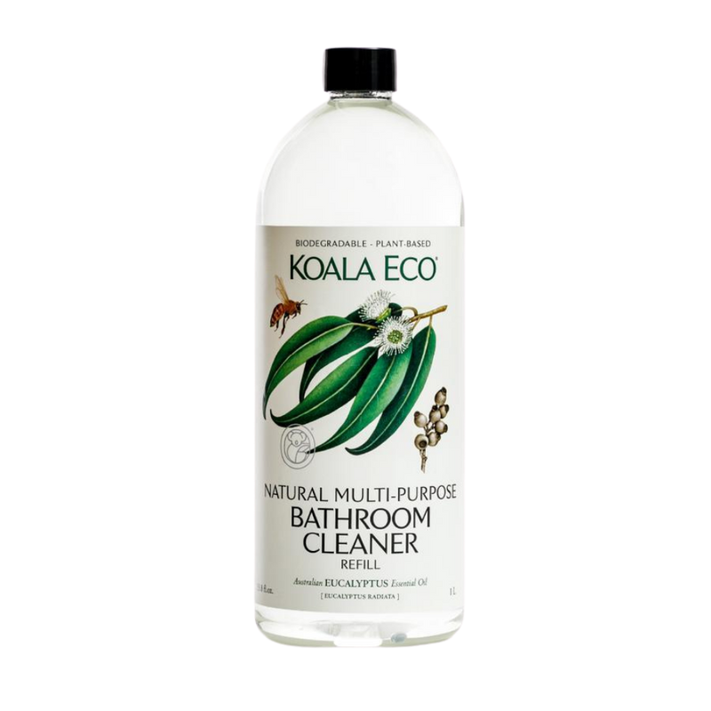 Multi-Purpose Bathroom Cleaner Eucalyptus 1L | Koala Eco | Zenko