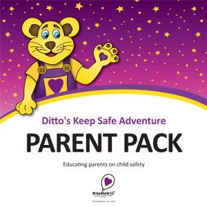 Ditto's Keep Safe Adventure PARENT PACK (0-4 years)
