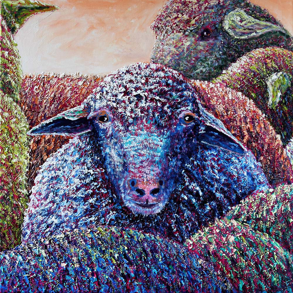 Sheep of a Different Color