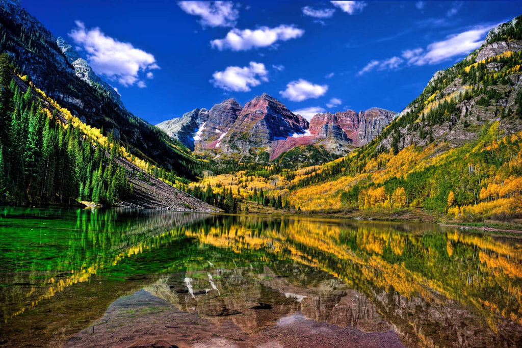 Maroon Bells Fall Colors