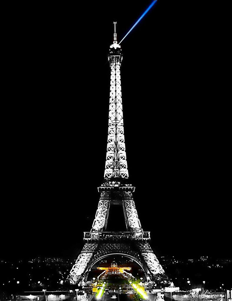 Europe Paris Eiffel Tower Pm
