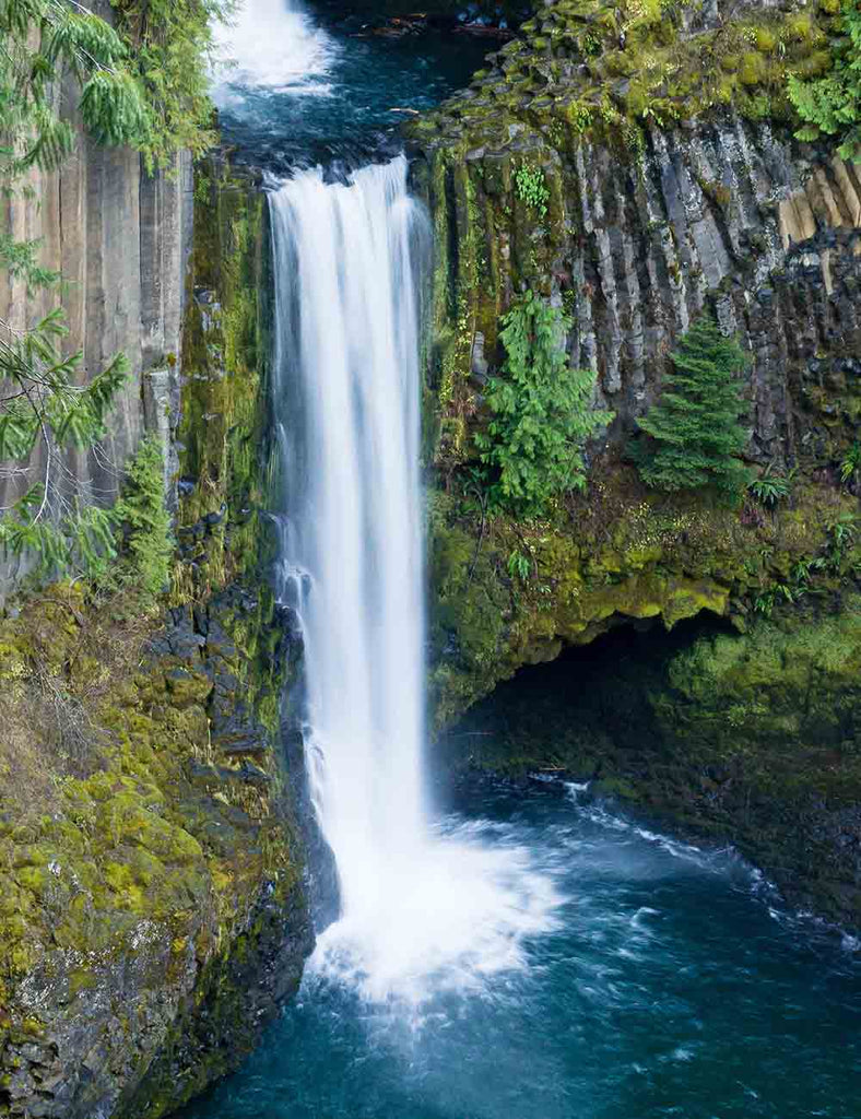 Toketee Falls Oregon
