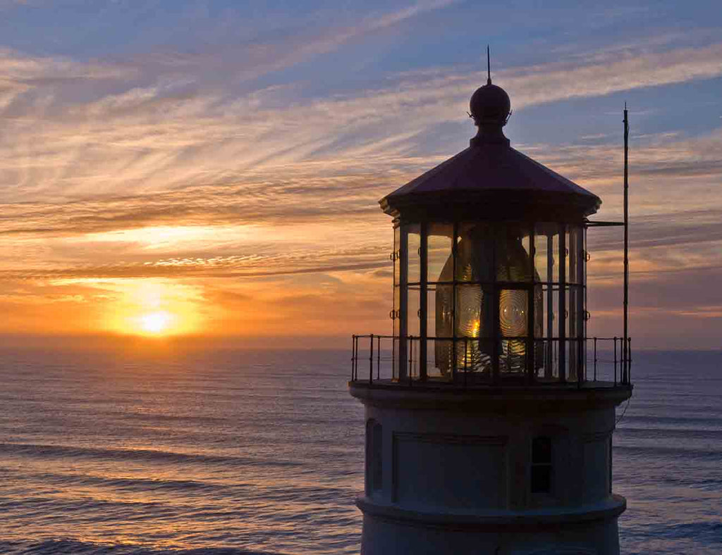 Heceta Head Lighthouse Sunset