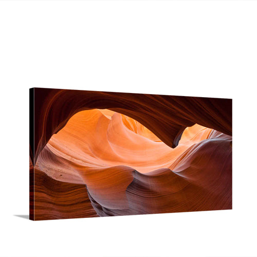 Orange is The New Red, Lower Antelope Canyon