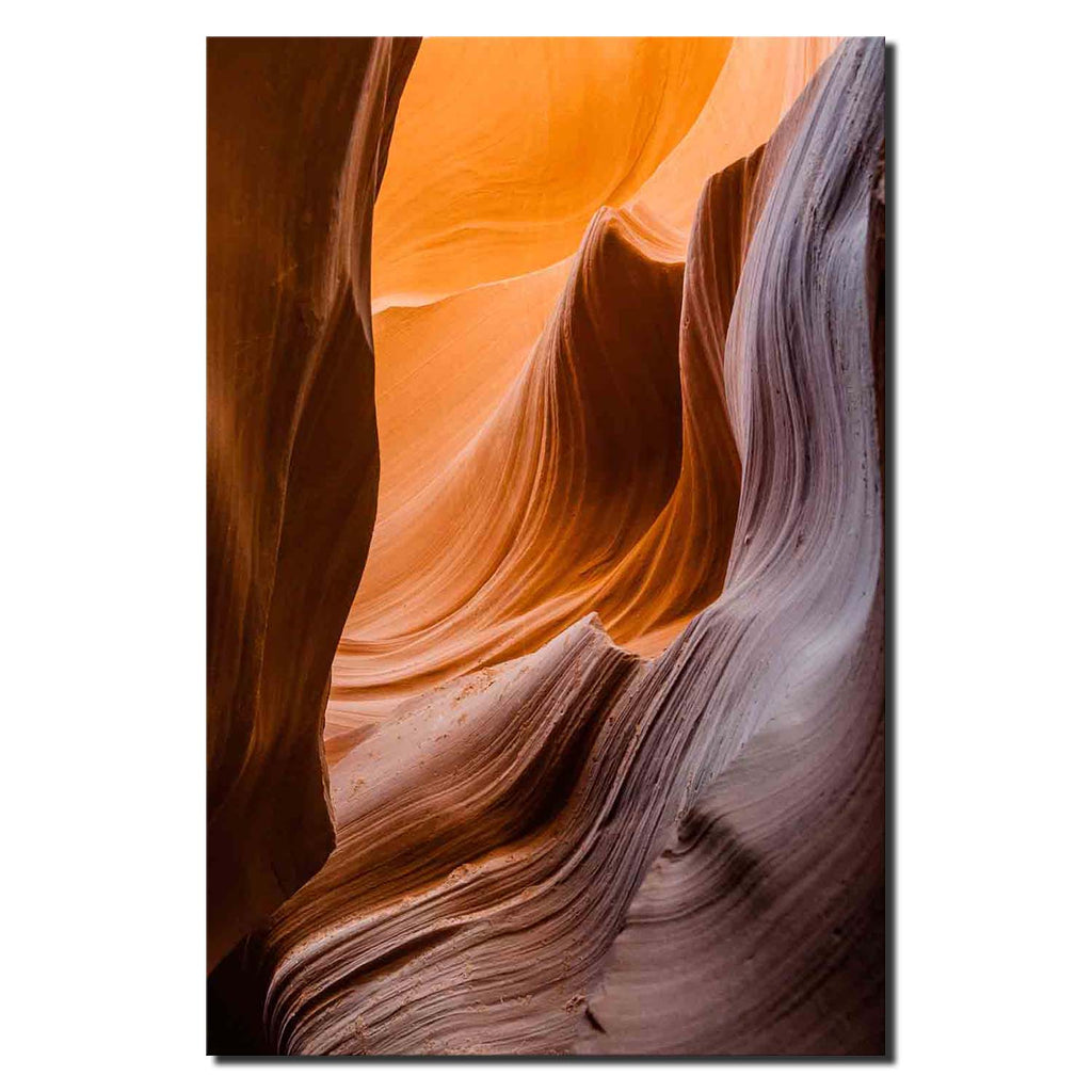 Orange Abstract, Lower Antelope Canyon