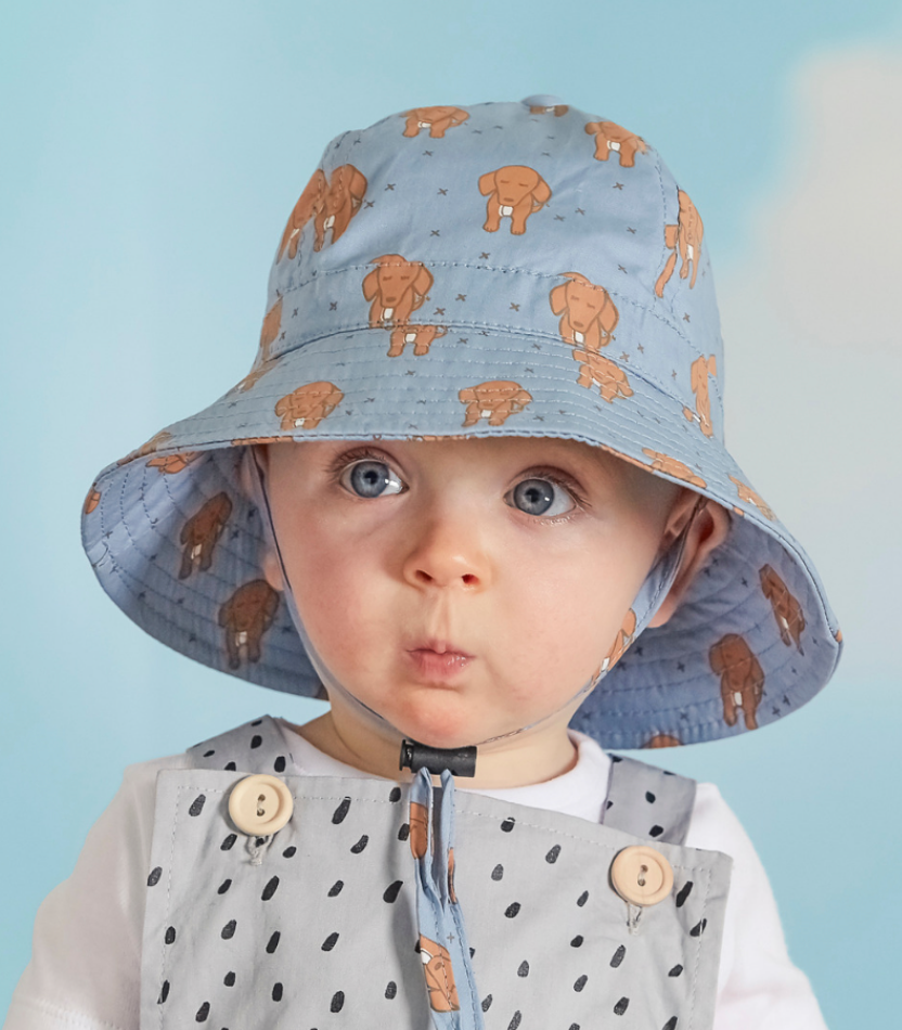 reversible doggy hat - Infant