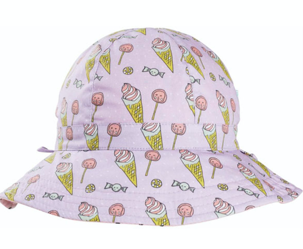 Reversible Treats hat - infant