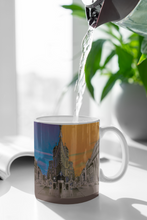 Load image into Gallery viewer, Limited Edition Panels of Serenity Ceramic Mug