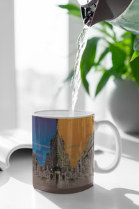 Limited Edition Panels of Serenity Ceramic Mug