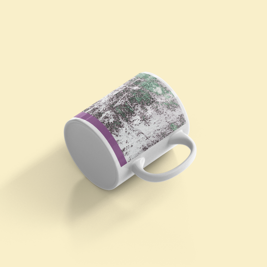 Limited Edition Forest Ceramic Mug