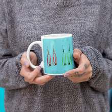 Load image into Gallery viewer, Limited Edition Paperclip Love Ceramic Mug