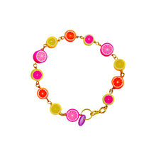 Load image into Gallery viewer, Citrus Orange Bracelet