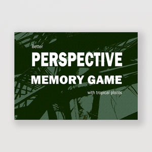 Perspective Memory Game part of The Think Well Series