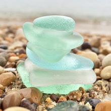 Load image into Gallery viewer, Sea glass + gold paint set, Craft Essentials, Well at Home