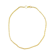 Load image into Gallery viewer, Ultimo Gold chain necklace