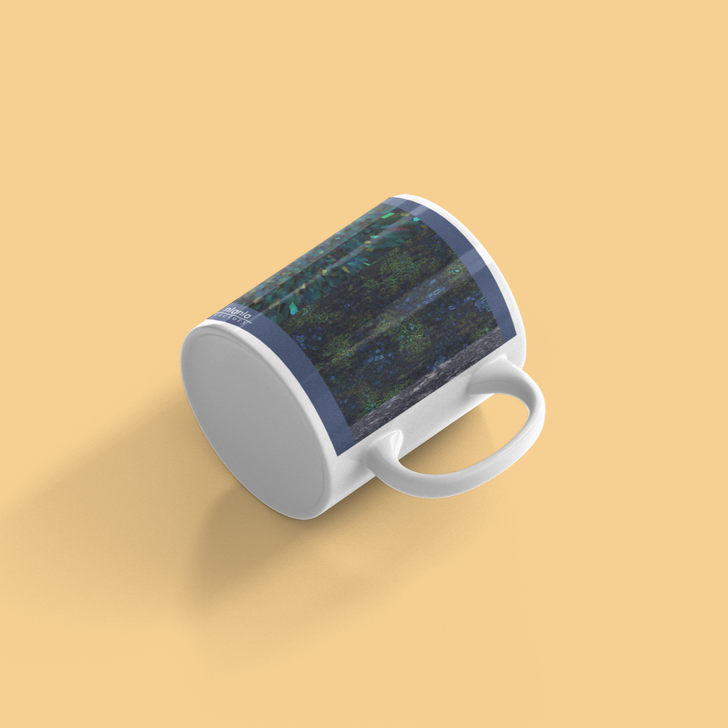 Limited Edition Into The Midnight Ceramic Mug