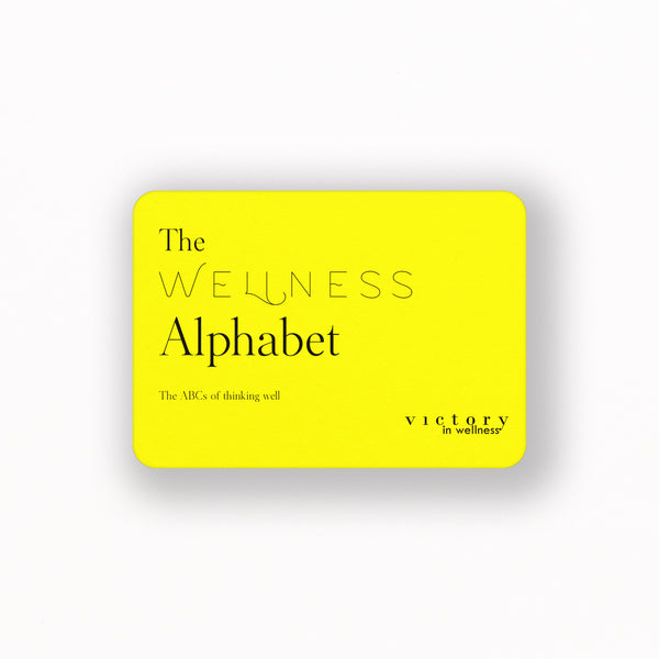 The Wellness Alphabet part of The Think Well Series