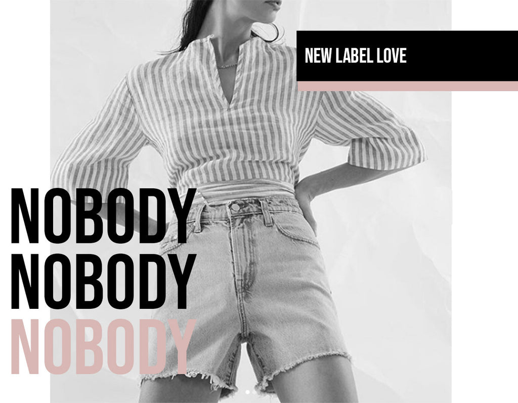 New Label Love • Welcome Nobody to Alterior Motif