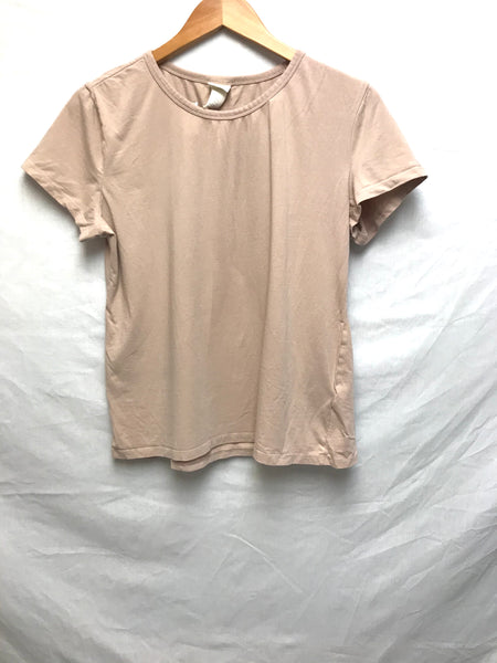 XL Adult T-Shirt H&M Pink-Beige