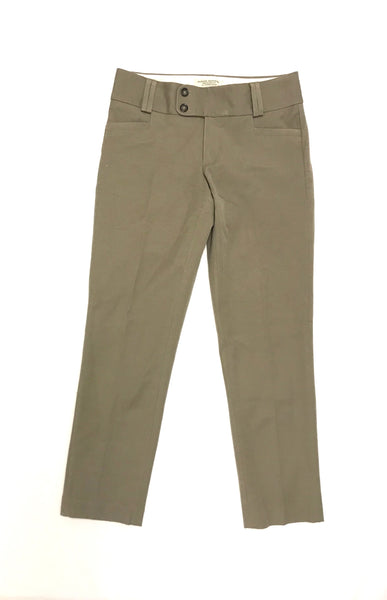 XS Size 2 Pants Banana Republic Beige The Sloan Fit Stretch