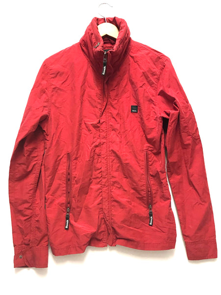 Small / Jacket Hood Zip-up / Bench / Red