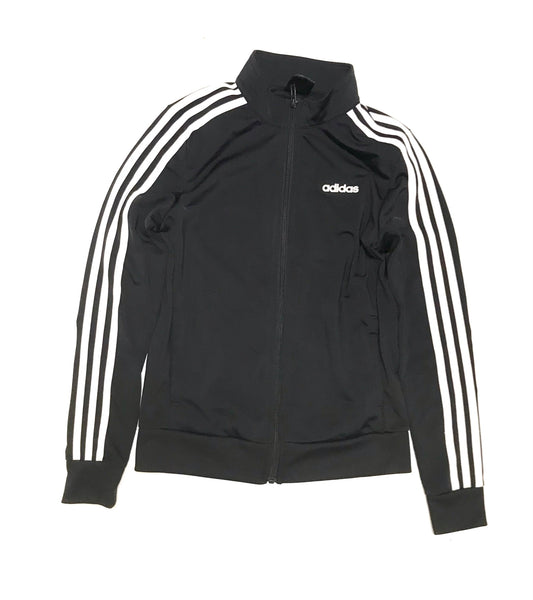 XS / Long Sleeve Zip-Up Original Track Jacket / Adidas / Black