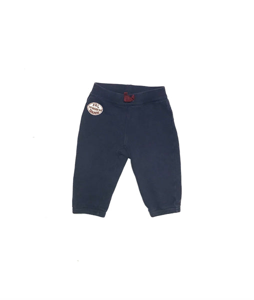 9m / Sweat Pants / Ralph Lauren / Navy Blue