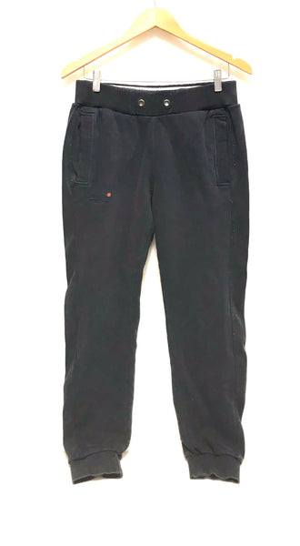 Small / Jogging Pants / The Superdry Orange Label Co. / Navy Blue Slim Fit Joggers