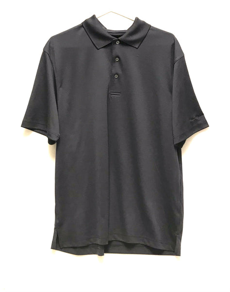 Large / Golf T-Shirt / Ben Hogan Performance Charcoal Grey