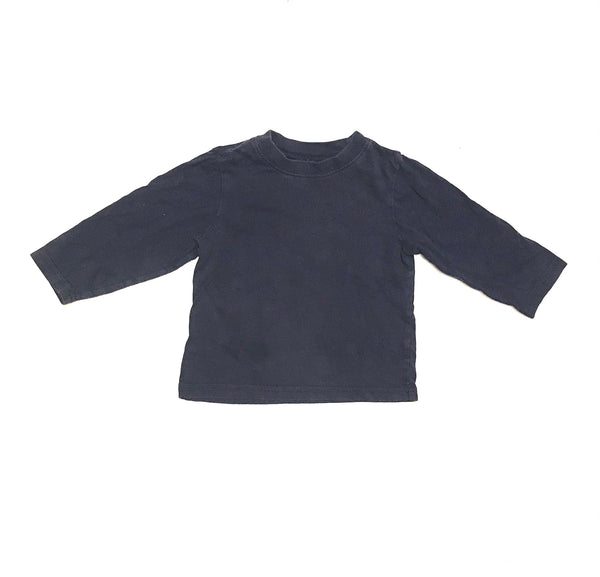 18m 2T / Long Sleeve Shirt / Children's Place / Navy Blue