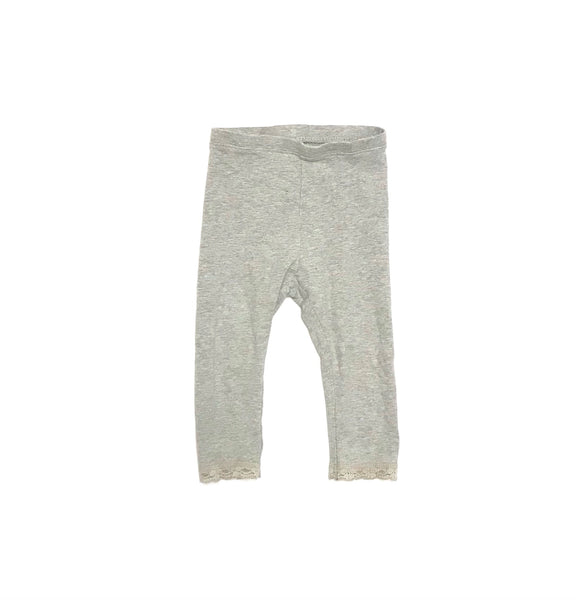 2m 4m / Pants / H&M / Blue Ribbed