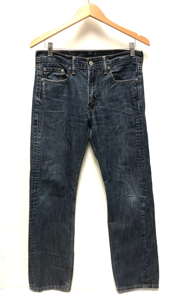 Medium Size 32 / Pants / Levi's / Blue Denim Jeans