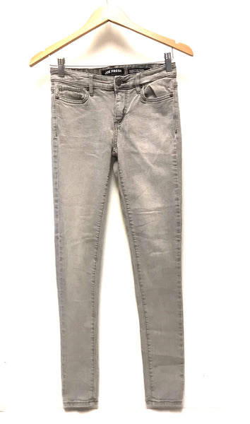 XS Size 25 / Pants / Joe Fresh / Grey Denim Jeans Classic Slim