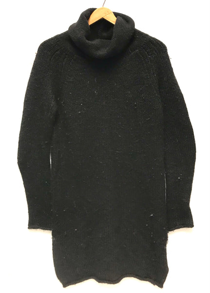 XS / Sweater / Artizia Wilfred Free / Black Turtleneck