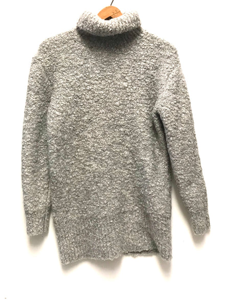 XS / Sweater / Aritzia Wilfred Free / Grey Turtleneck