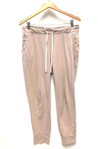 Large / Sweat Pants / Old Navy / Beige Joggers w Pockets