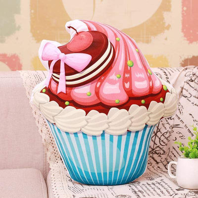 Coussin Cupcake au Cookie