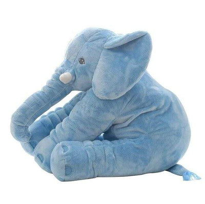 Gros Coussin Éléphant Bébé