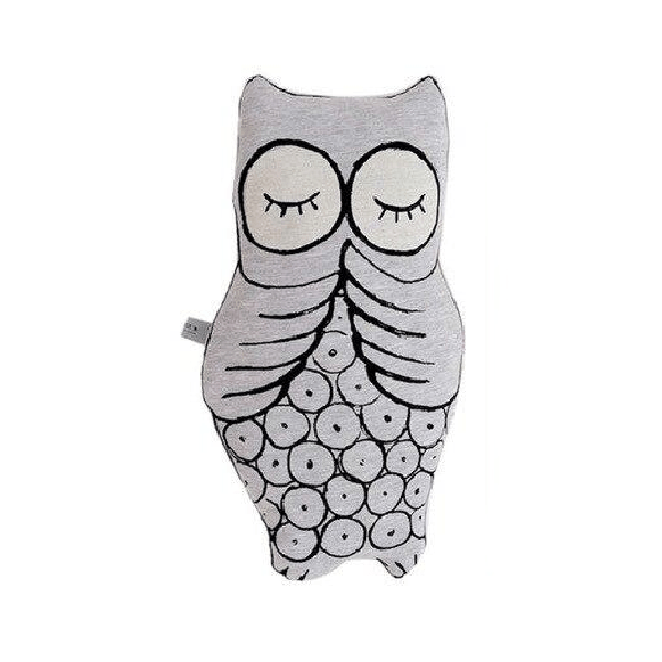 Coussin Hibou Lumineux