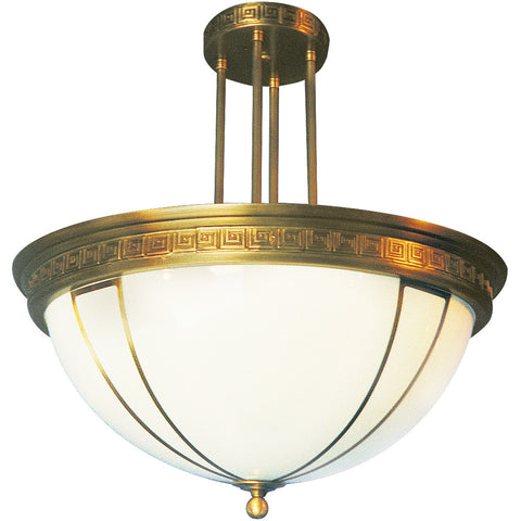 Gala Short Stem Bowl Pendant Light